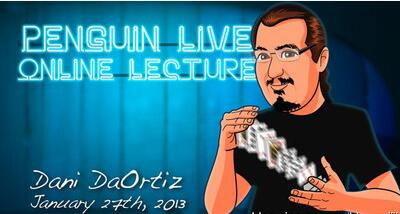 Dani DaOrtiz LIVE Penguin LIVE