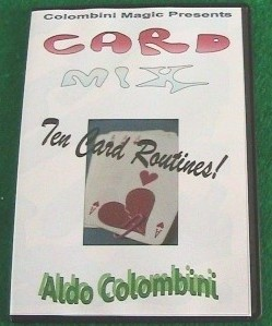 Card Mix by Aldo Colombini
