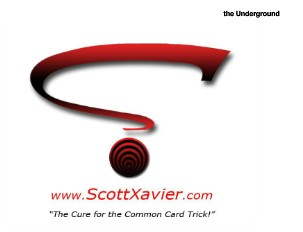 The Underground by Scott Xavier