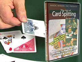 The Art of Card Splitting by Martini