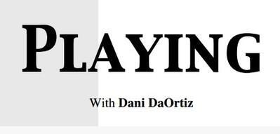 Playing with Dani DaOrtiz by Dani DaOrtiz