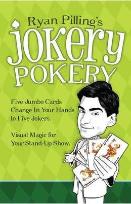 Jokery Pokery by Ryan Pilling