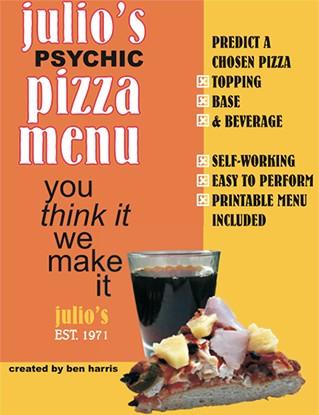 Julios Psychic Pizza by Ben Harris eBook DOWNLOAD