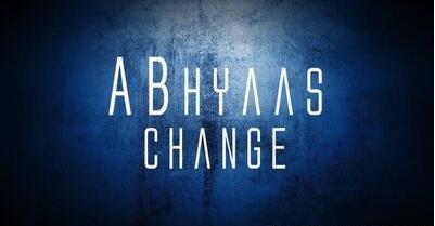 ABhyaas Change by Abhinav Bothra