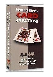 Card Creations by Martin Lewis