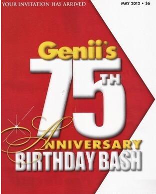 Genii Magazine May 2012