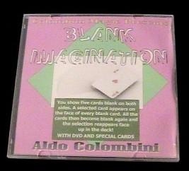 Blank Imagination by Aldo Colombini