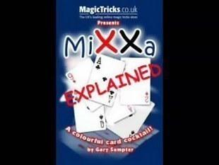 Mixxa by Gary Sumpter