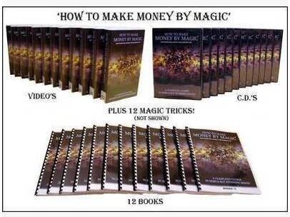 How To Make Money By Magic by Paul Daniels
