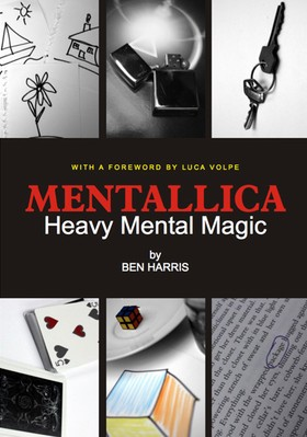 Mentallica Heavy Mental Magic by Ben Harris