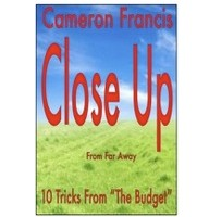 Close Up From Far Away by Cameron Francis Instant Download