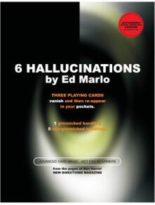 6 Hallucinations by Ed Marlo & Ben Harris