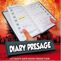 Diary Presage Instructions by Paul Romhany & Mike Maione