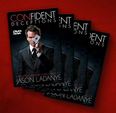 Confident Deceptions by Jason Ladanye 4 Volume set