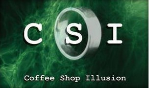 CSI Coffee Shop Illusion by Lebanon Circle