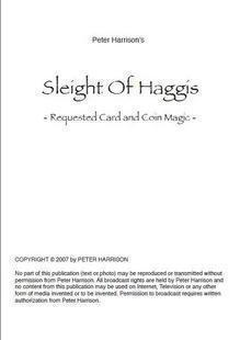 Sleight of Haggis by Peter Harrison
