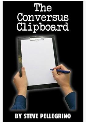 Conversus Clipboard by Steve Pellegrino