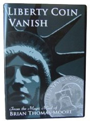 Liberty Coin Vanish by Brian Thomas Moore