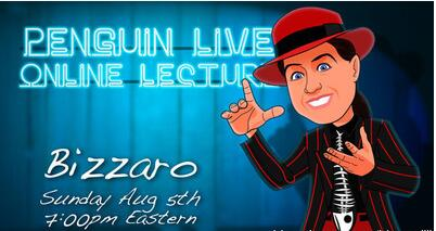 Bizzaro LIVE Penguin LIVE