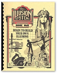 Illusion Systems by Paul Osborne 4 Volumes total