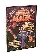 The Exciting World Of Magic by Michael Ammar