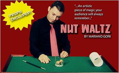 Nut Waltz by Mariano Goni