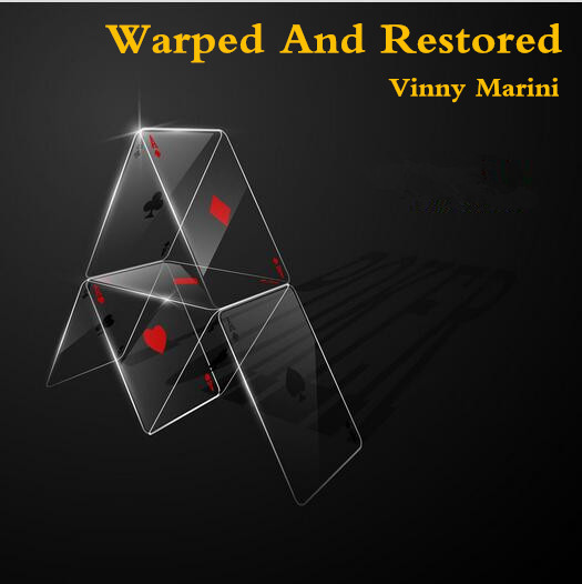 Warped And Restored by Vinny Marini