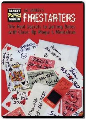 FireStarters by Jay Sankey