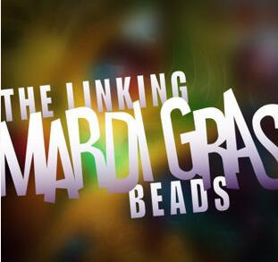 Linking Mardi Gras Beads by Patrick Redford