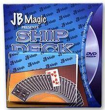 Ship Deck by Mark Mason & JB Magic
