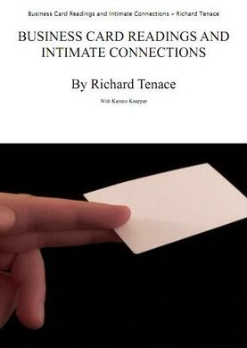 Business Card Readings by Kenton Knepper