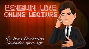 Richard Osterlind 2 LIVE Penguin LIVE