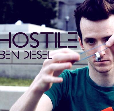 Hostile by Ben Diesel
