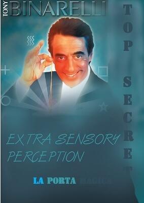 Extra Sensory Perception by Tony Binarelli