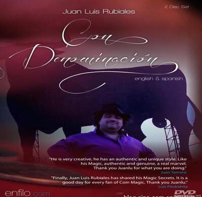 Con denominación by Juan Luis Rubiales