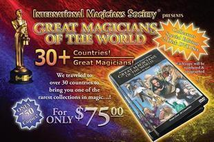 Great Magicians of The World by IMS