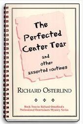 The Perfected Center Tear by Richard Osterlind
