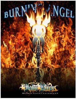 Burning Angel by John Rivav