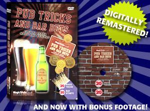 Pub Tricks & Bar Bets