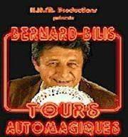Les Tours De Cartes Automatiques by Bernard Bilis