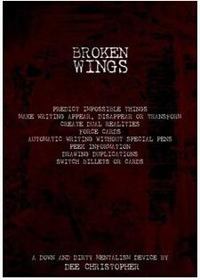 Broken Wings by Dee Christopher