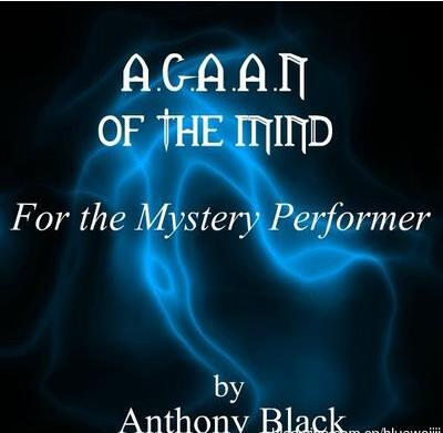ACAAN of the Mind by Anthony Black