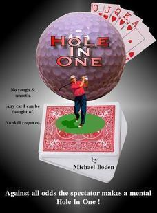 Hole In One by Michael Boden