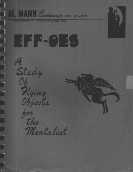 EFFOES by Al Mann