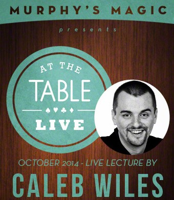 At the Table Live Lecture by Caleb Wiles