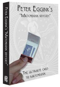 Matchbook Odyssey by Peter Eggink