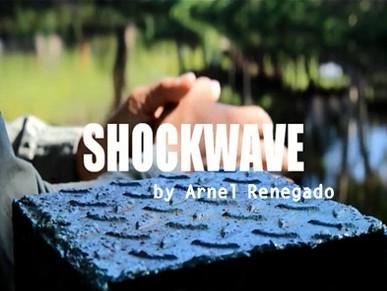 Shockwave by Arnel Renegado
