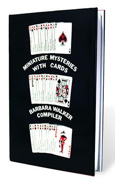 Miniature Mysteries with Cards by Barbara Walker