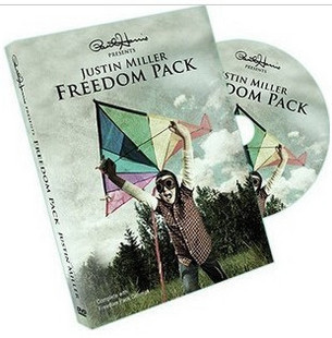 Freedom Pack by Justin Miller