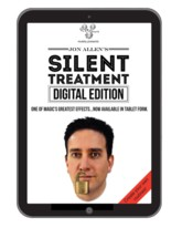 Silent Treatment Digital Edition by Jon Allen
